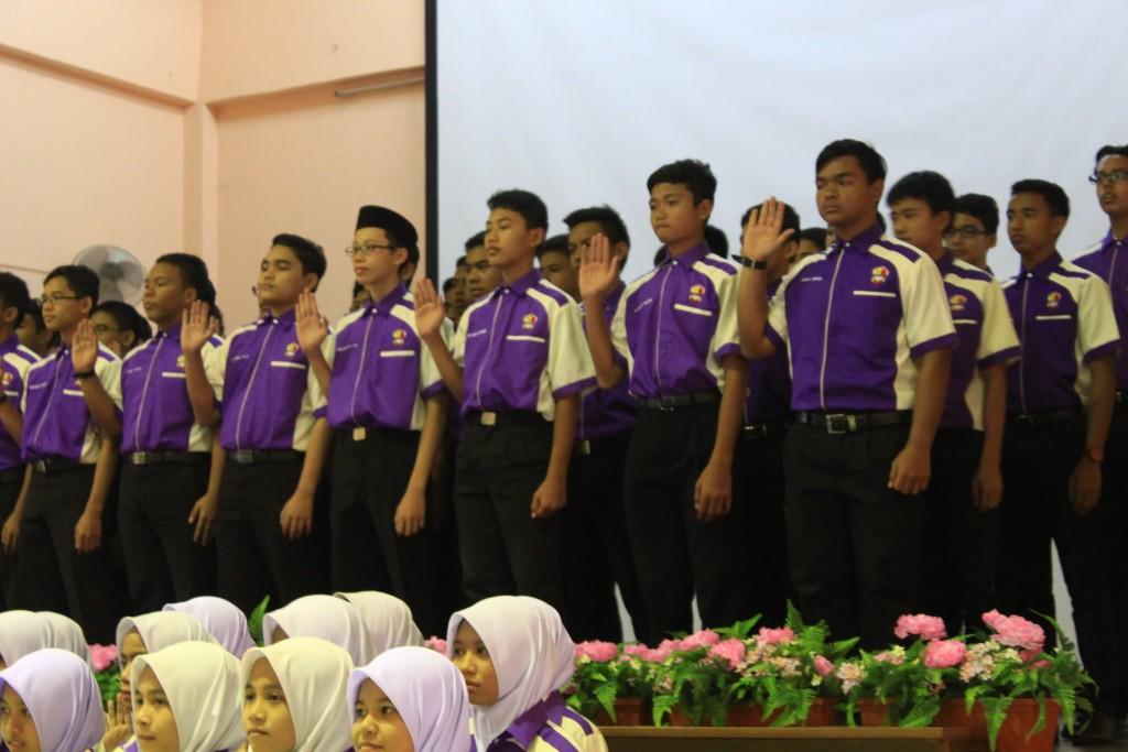Majlis Muafakat Membawa Berkat dan Interaksi PT3 dan SPM