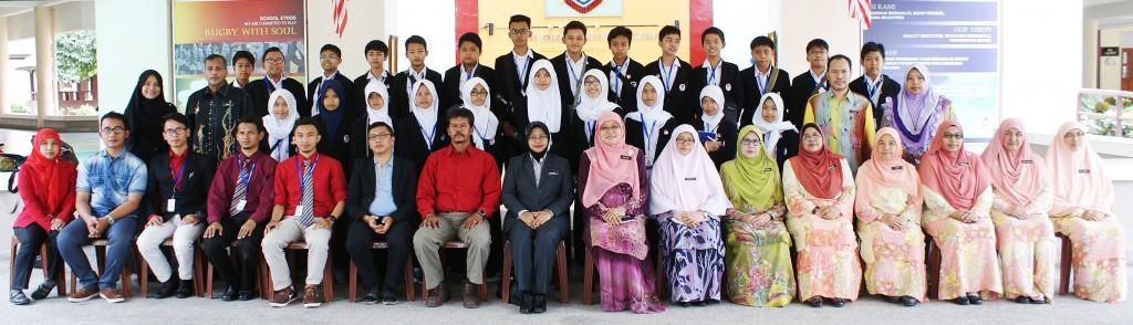Sit-In Programme : SMP Edu Global Bandung, Indonesia