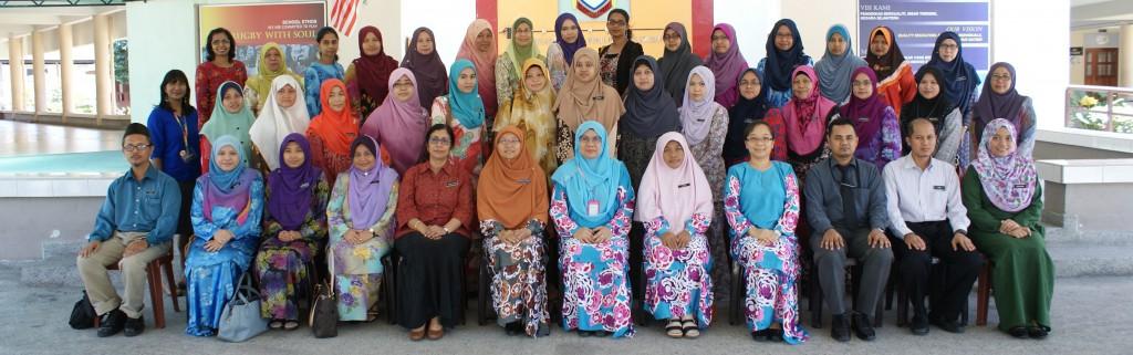 Program Wacana Ilmu Guru-Guru Biologi Daerah Gombak