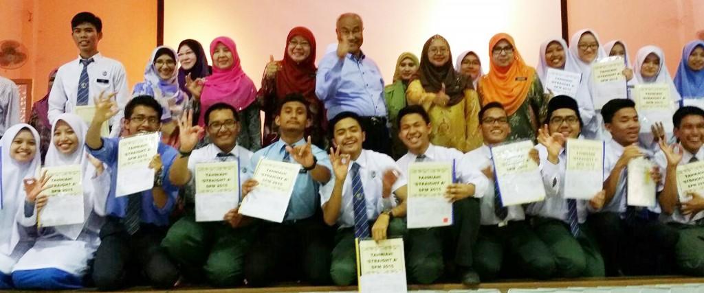 Keputusan Sijil Pelajaran Malaysia 2015