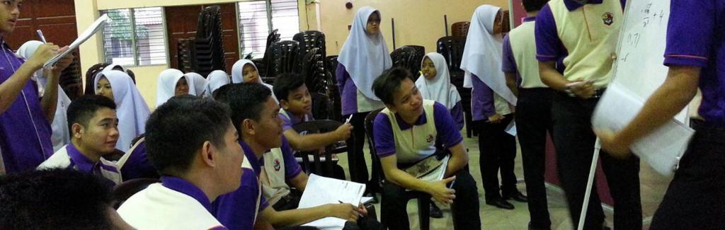 Program 'Outreach' Matematik Tambahan