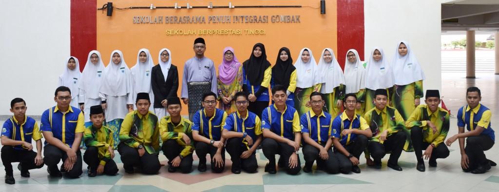 Program Immersion Dengan SMS Syed Putra, SMK BB Bangi dan SMAP Kajang