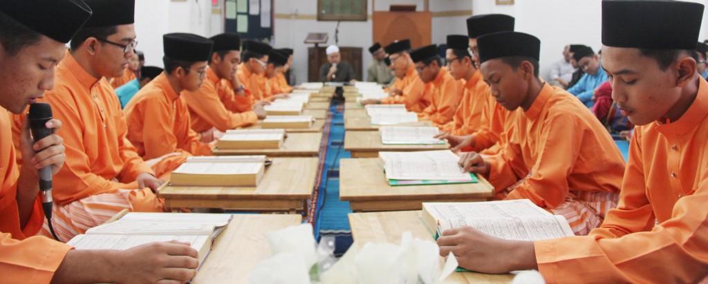 Majlis Khatam Quran & Iftar Jama'i