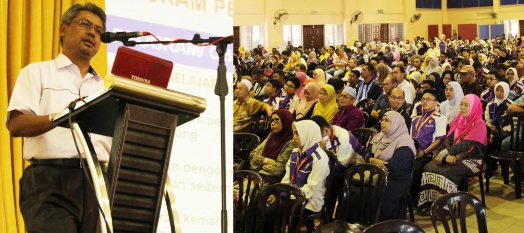 Majlis Interaksi Akademik PT3 dan SPM