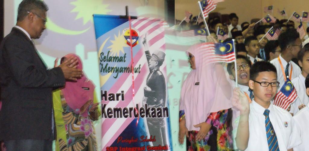 Pelancaran Sambutan Bulan Kemerdekaan