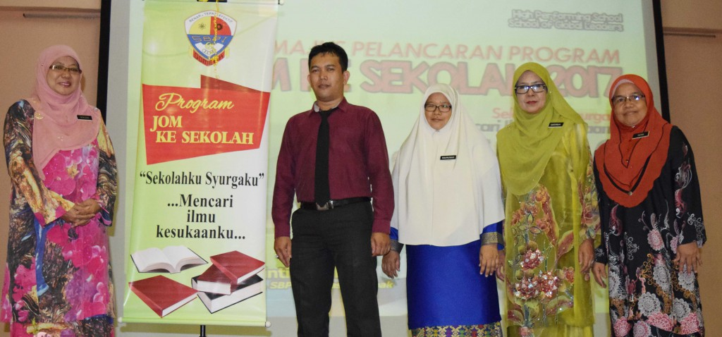 Majlis Pelancaran Program 'Jom Ke Sekolah'