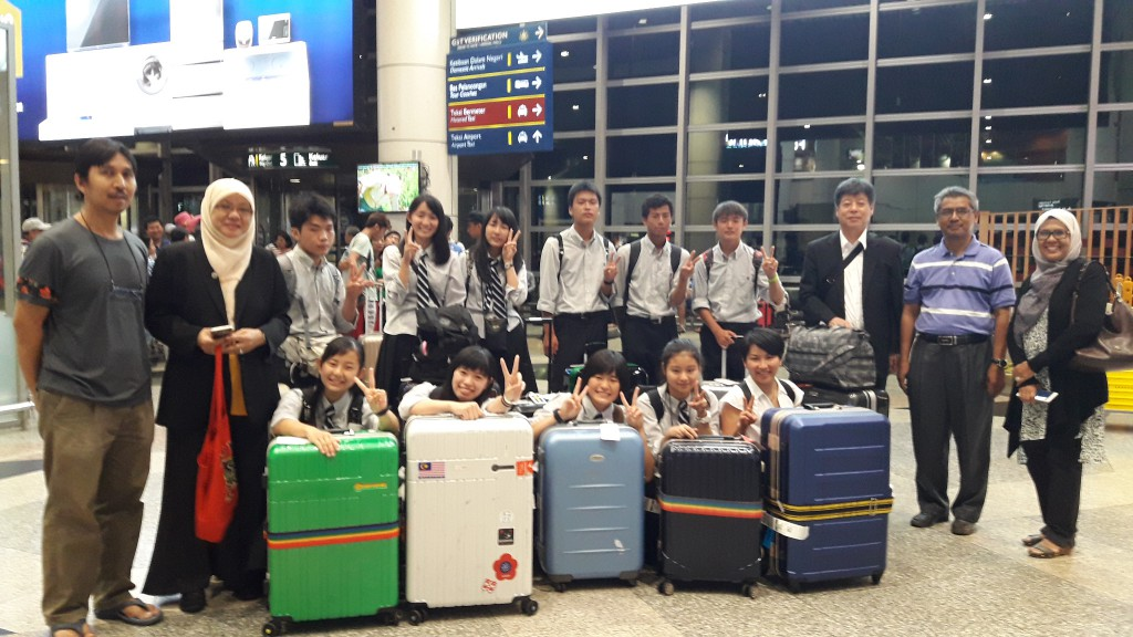 Program Sister School Dengan Itsukaichi