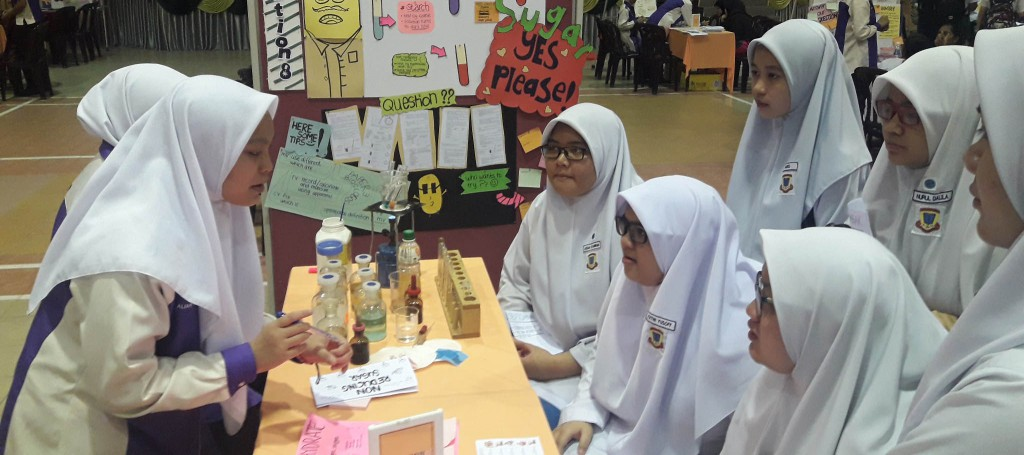 Program Science Outreach Tingkatan 4 dan 5