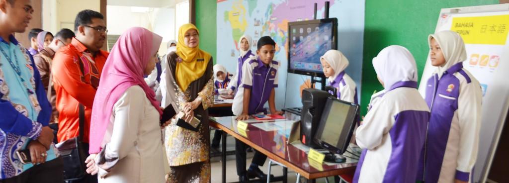 Penilaian Anugerah Pembestarian ICT