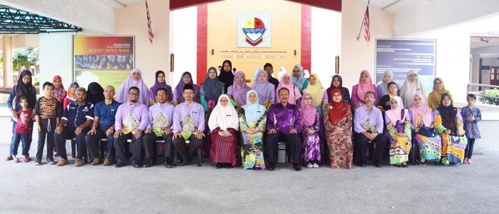 Lawatan SMK Dato Hj Ahmad Said, Terengganu