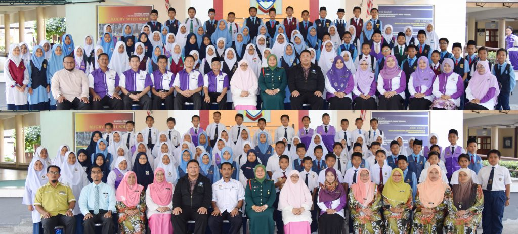 Program Perkongsian Pintar Sekolah-sekolah Zon Utara PPD Ulu Langat
