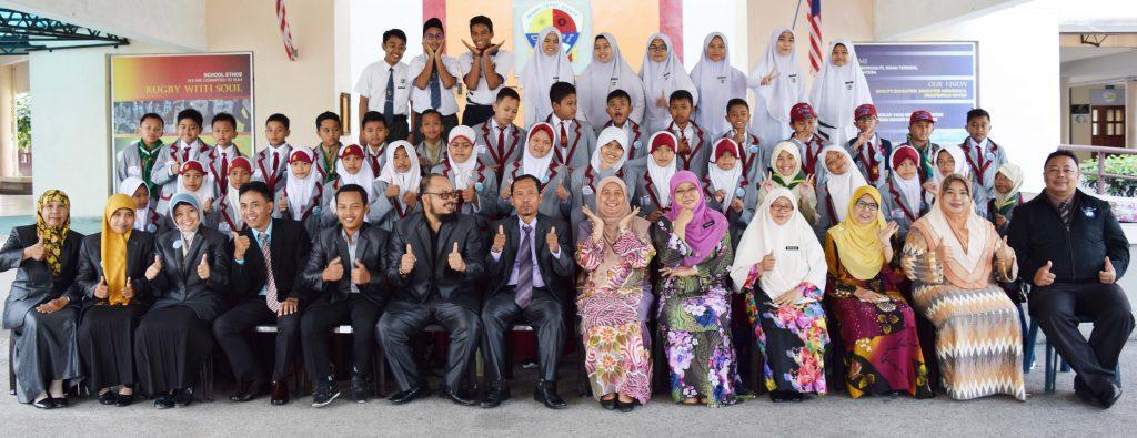 Lawatan Delegasi Sekolah-Sekolah Dasar Muhammadiyah, Kabupaten Sidoarjo, Indonesia