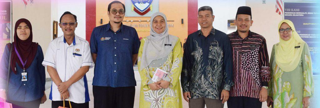 Penilaian Anugerah Kokurikulum Terbilang SBP Kebangsaan
