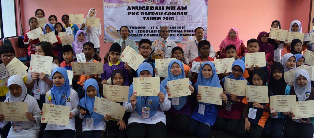 Anugerah NILAM PKG Gombak