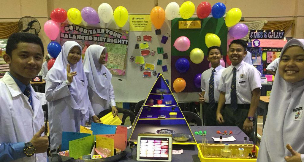 Science Outreach Tingkatan 1 dan 2