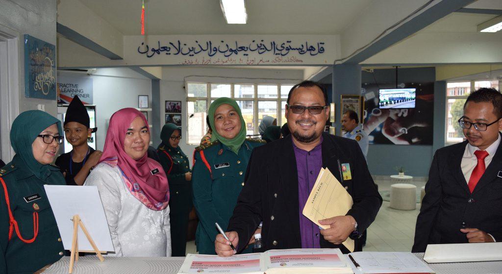 Penilaian PSS Cemerlang Negeri Selangor