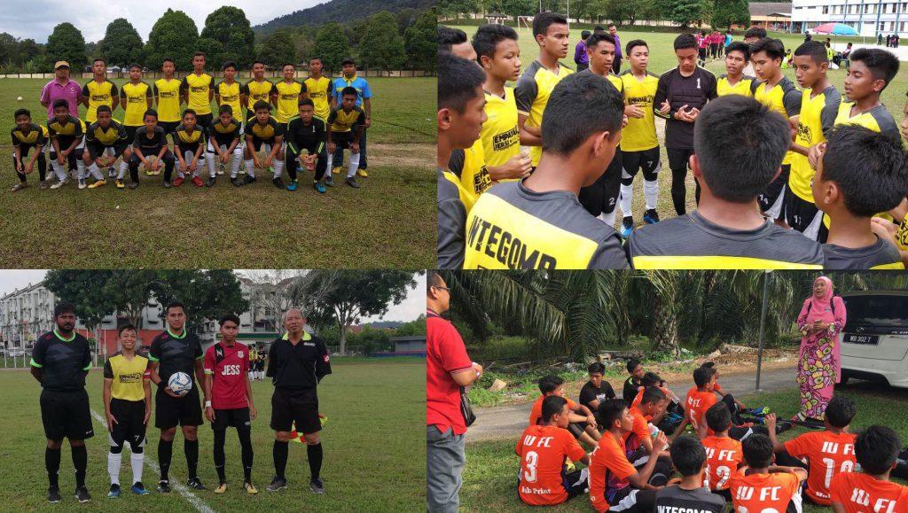 Bola Sepak Piala Mokhtar Dahari