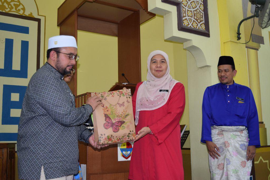 Ceramah Maulidur Rasul & Khatam Al-Quran