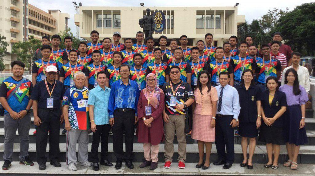 Program Pengantarabangsaan Ragi, Bangkok