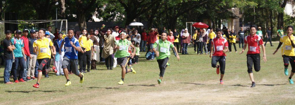 Kejohanan Olahraga Tahunan Kali Ke-16
