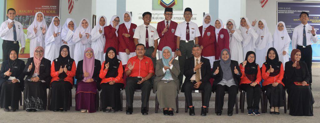 Penandaarasan SMK Tuanku Ampuan Rahimah, Klang