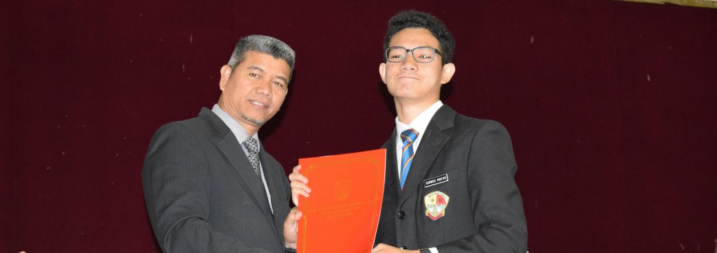 Pelantikan Guru Muda PT3 & SPM 2019