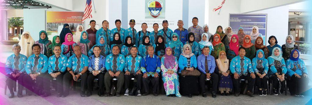 Lawatan Pengetua-Pengetua SMA Kota Bandar Lapung, Indonesia