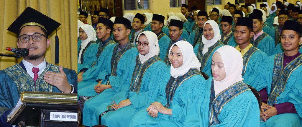 Majlis Anugerah Kecemerlangan & Graduasi Ke-16