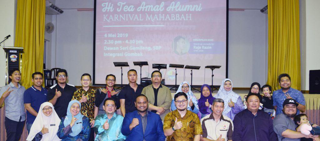 Hi-Tea Amal Alumni