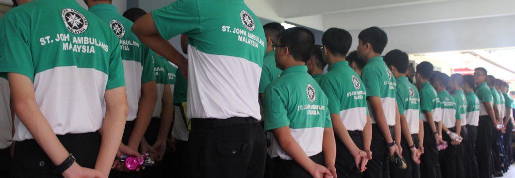 Pertandingan Pertolongan Cemas & Perawatan St. John Ambulans Malaysia 2019