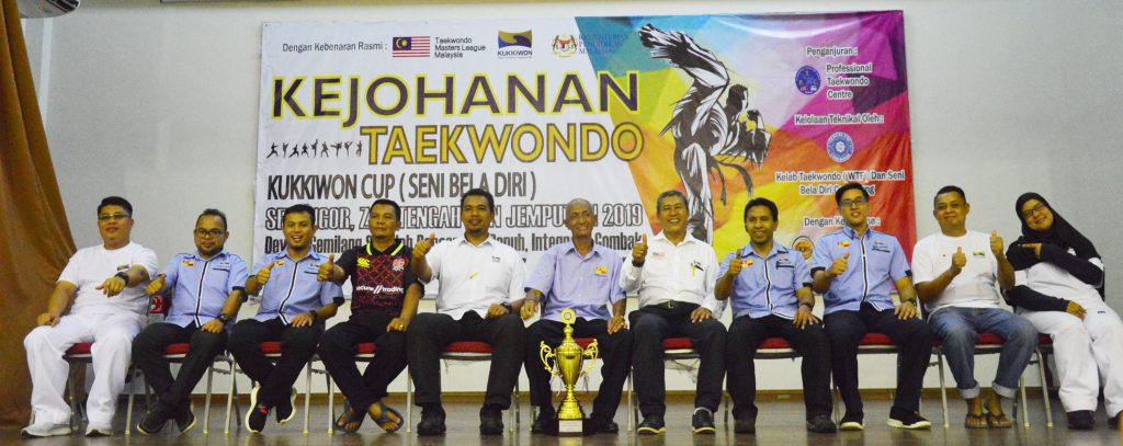 Kejohanan Taekwondo Kukkiwon Cup 2019