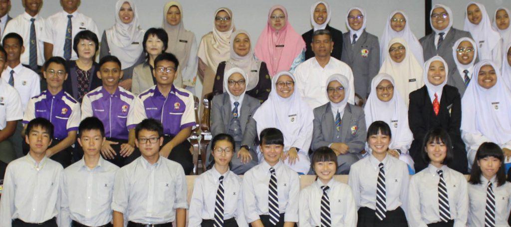 Program Sister School bersama Itsukaichi