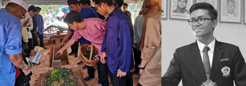 Takziah Buat Keluarga ARIEF MIKHAIL BIN MOHD RAZIF
