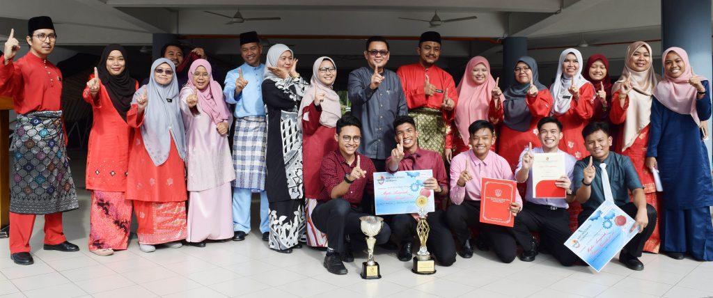 Anugerah Sistem Rumah & Kokurikulum 2019