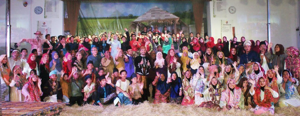 Integomb Got Talent : Teater Muzikal Mahsuri