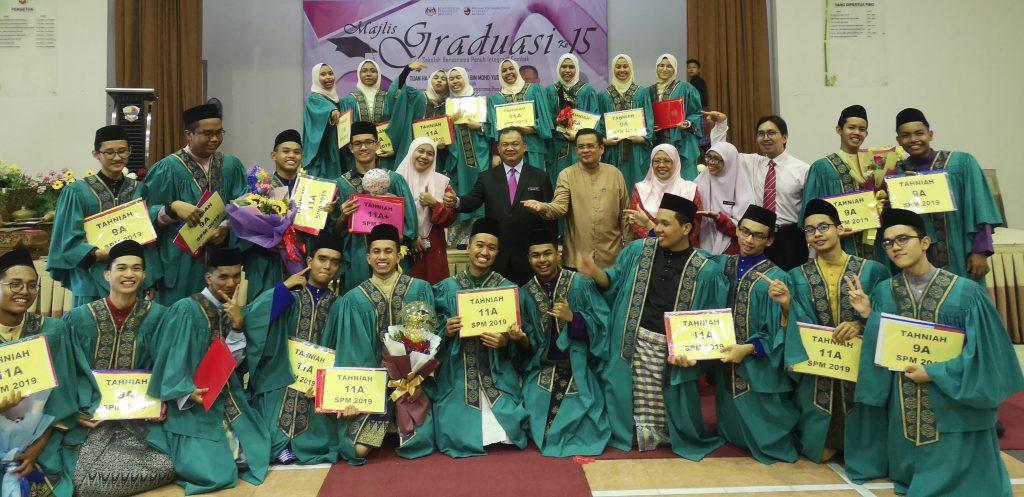Majlis Graduasi SPM Ke-15